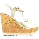Apepazza  FRT01 Wedge sandals Women Gold  women's Sandals in Gold