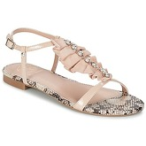 KG by Kurt Geiger  NAPA  women's Sandals in Beige