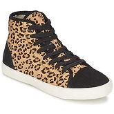 KG by Kurt Geiger  LEAP  women's Shoes (High-top Trainers) in Brown