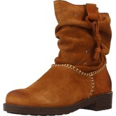 Coolway  BRISIKID  women's Low Ankle Boots in Brown