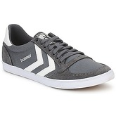 Hummel  TEN STAR LOW CANVAS  women's Shoes (Trainers) in Grey
