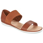 Camper  RIGHT NINA  women's Sandals in Brown