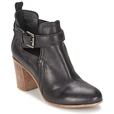 Casual Attitude  SEROLA  women's Low Ankle Boots in Black