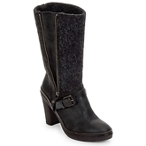 Buttero  MERENS  women's High Boots in Black