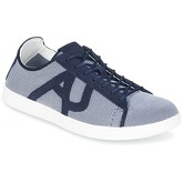 Armani jeans  KABORNA  men's Shoes (Trainers) in Blue