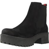 Oii!  5010O  women's Low Ankle Boots in Black