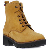CallagHan  POLACCO MIELE  women's Mid Boots in Yellow