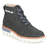 Caterpillar  PASTIME  women's Mid Boots in Blue