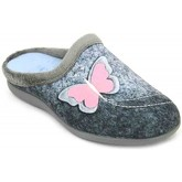 Calzados Vesga  5587 Women's House Slippers  women's Slippers in Grey