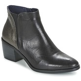 Dorking  CORA  women's Low Ankle Boots in Black