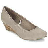 Marco Tozzi  FANOCL  women's Court Shoes in Grey