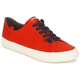 Camper  HOOP  women's Shoes (Trainers) in Red
