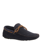 Ask the Missus Bounty Driver NAVY SUEDE