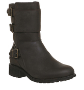 UGG  Wilcox Mid Boot STOUT LEATHER