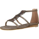 Alma En Pena  V18516  women's Sandals in Grey