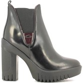 Alberto Guardiani  SD55512B Ankle boots Women Black  women's Low Ankle Boots in Black
