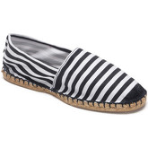 Reservoir Shoes  Striped Espadrilles  men's Espadrilles / Casual Shoes in Blue