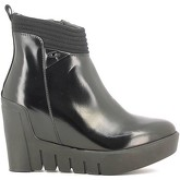 Alberto Guardiani  SD57522B Ankle boots Women Black  women's Low Ankle Boots in Black