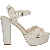 Bruno Premi  K2500N High heeled sandals Women White  women's Sandals in White