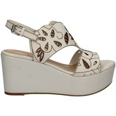 Bruno Premi  K3903N Wedge sandals Women White  women's Sandals in White