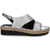 Bruno Premi  K0106N Sandals Women Silver  women's Sandals in Silver