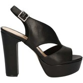 Bruno Premi  K2505N High heeled sandals Women Black  women's Sandals in Black