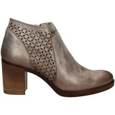 Igi co  7749 Ankle boots Women Grey  women's Low Ankle Boots in Grey