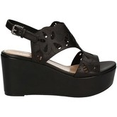 Bruno Premi  K3903N Wedge sandals Women Black  women's Sandals in Black