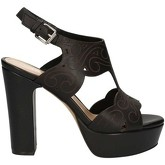 Bruno Premi  K2501N High heeled sandals Women Black  women's Sandals in Black