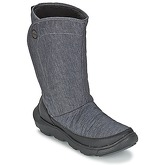Crocs  DUET BUSY DAY BOOT  women's Mid Boots in Grey
