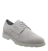 Ask the Missus Lightweight Derby GREY SUEDE