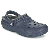 Crocs  CLASSIC LINED CLOG  men's Clogs (Shoes) in Blue