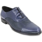 Luis Gonzalo  7503H Men's Shoes  men's Smart / Formal Shoes in Blue