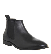 Office Exit Chelsea Boot BLACK LEATHER