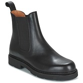 Aigle  QUERCY  men's Mid Boots in Black