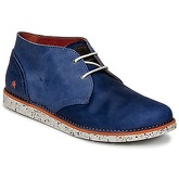 Art  I MOVE  men's Mid Boots in Blue