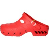 Sanagens  7700 004  men's Clogs (Shoes) in Red