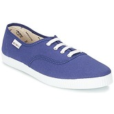 Victoria  INGLESA LONA  men's Shoes (Trainers) in Blue