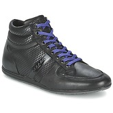 Azzaro  PLESSIS  men's Shoes (High-top Trainers) in Black