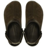 Crocs  Yukon Mesa Clog Shoes Sandals in Espresso Brown 203261 22Z  men's Clogs (Shoes) in Brown