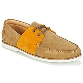 M. Moustache  MARIN  men's Boat Shoes in Brown
