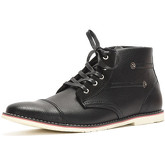 Reservoir Shoes  Ankel-Boots NELSON Black Man Autumn/Winter Collection  men's Mid Boots in Black
