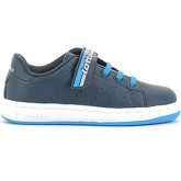 Lotto  S4282 Sport shoes Kid Blue  men's Shoes (Trainers) in Blue