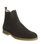 Hudson London Adlington Chelsea Boot BROWN SUEDE