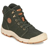 Aigle  TENERE LIGHT  men's Shoes (High-top Trainers) in Green