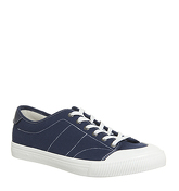 Office Hangout Sneaker NAVY CANVAS