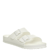 Birkenstock Arizona Two Strap WHITE EVA