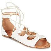 Moony Mood  GUALDIME  women's Sandals in White
