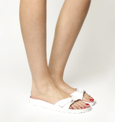 Birkenstock Madrid 1 Bar Mule WHITE EVA