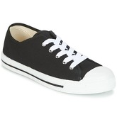 Yurban  DEOLIBO  men's Shoes (Trainers) in Black